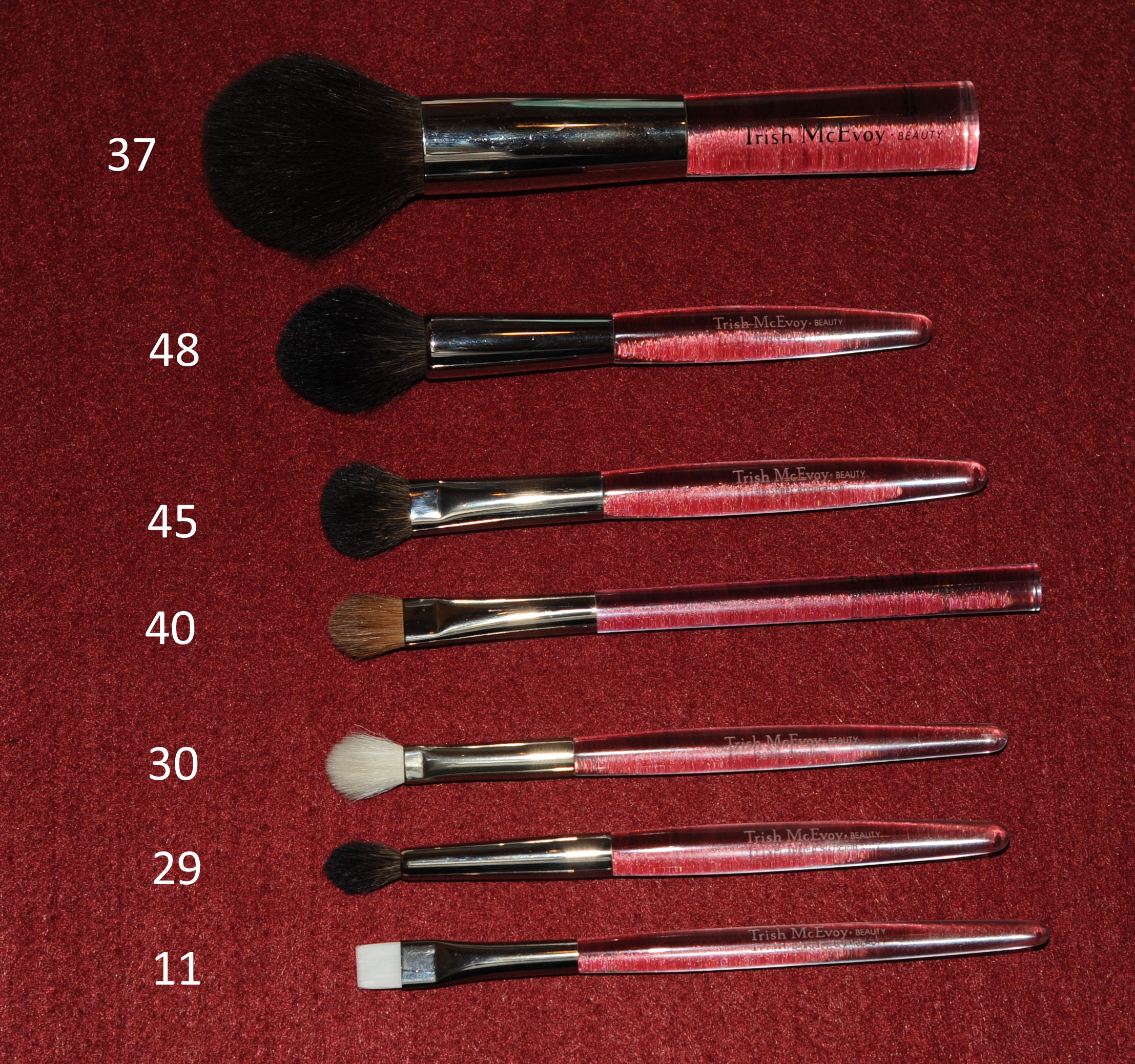 Trish Mcevoy Some Brushes Reviewed