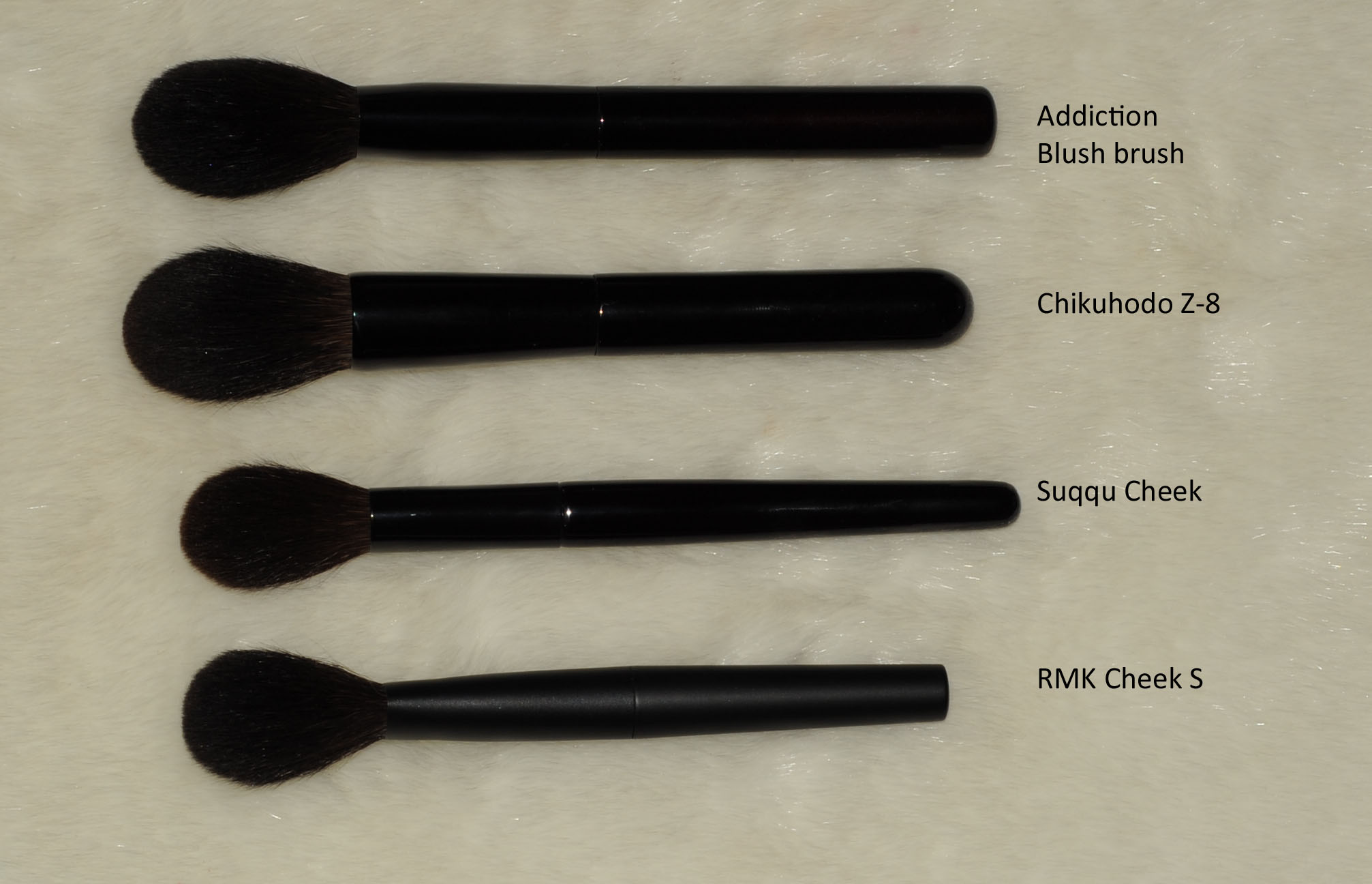 Blush Brush Eyeshadow Brushes B P C
