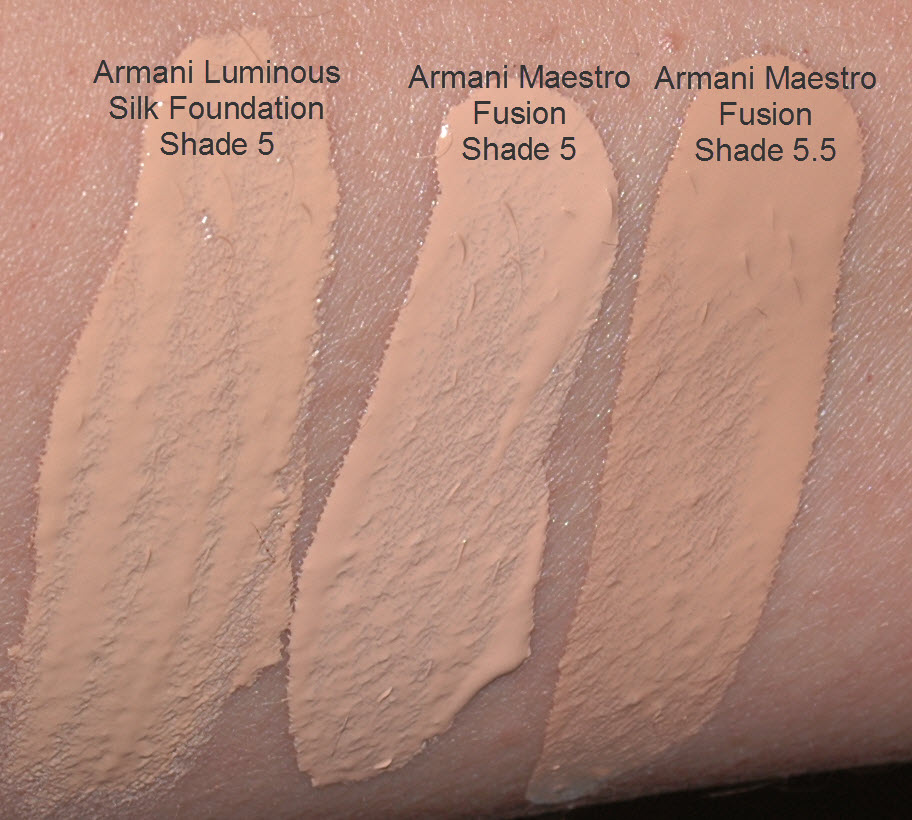 armani maestro fusion foundation my thoughts sweet