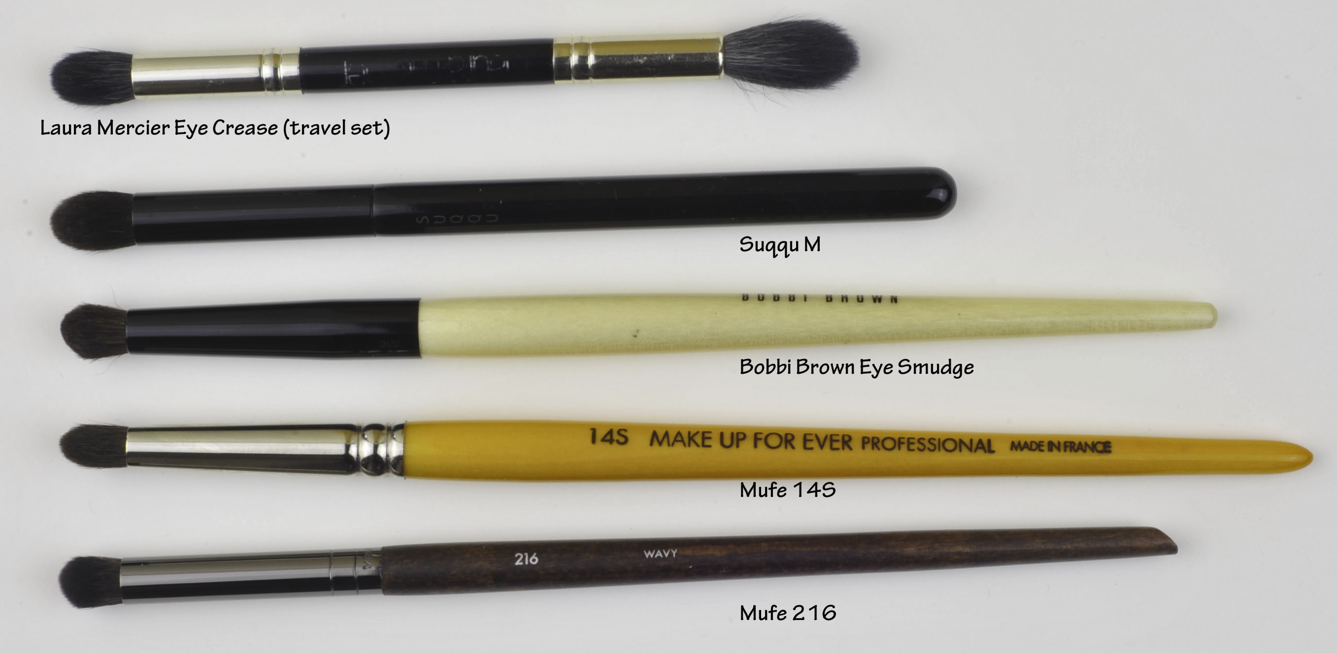 Make Up For Ever New Brushes First Impressions Sweet