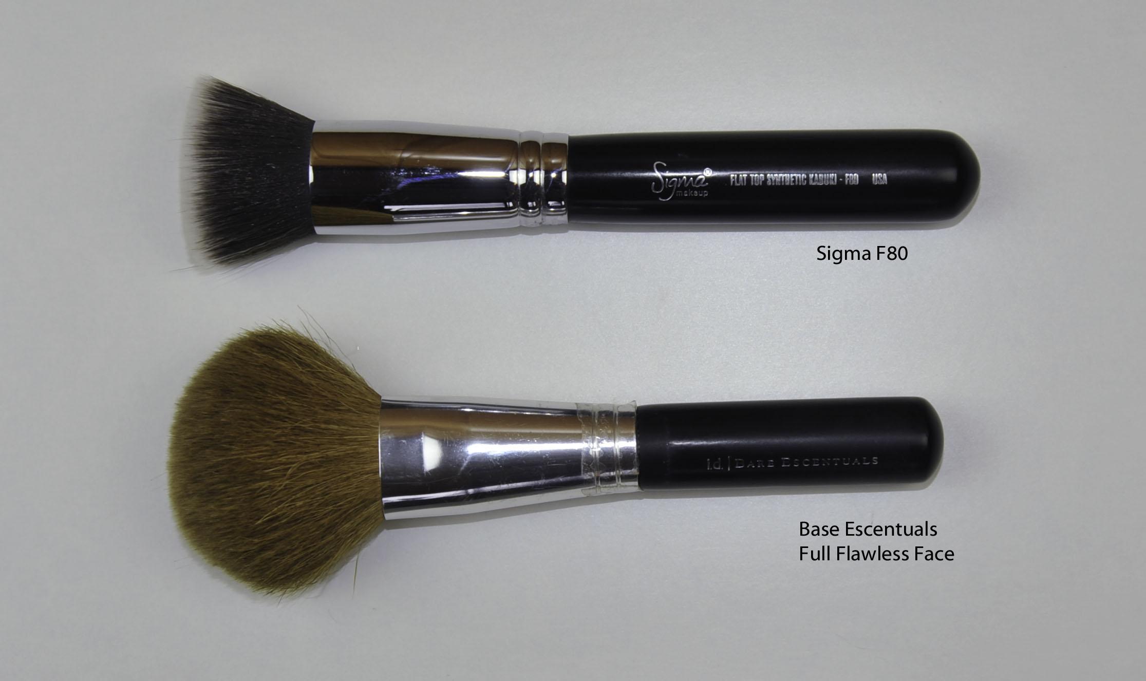 Shu uemura кисти для макияжа