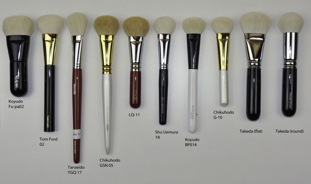 What makeup brush do you use for liquid foundation - Best kind of foundation pict ...