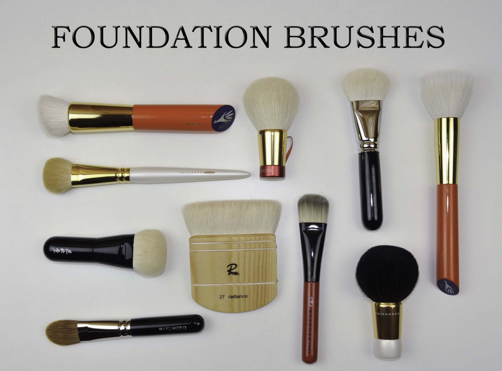 foundationbrushes