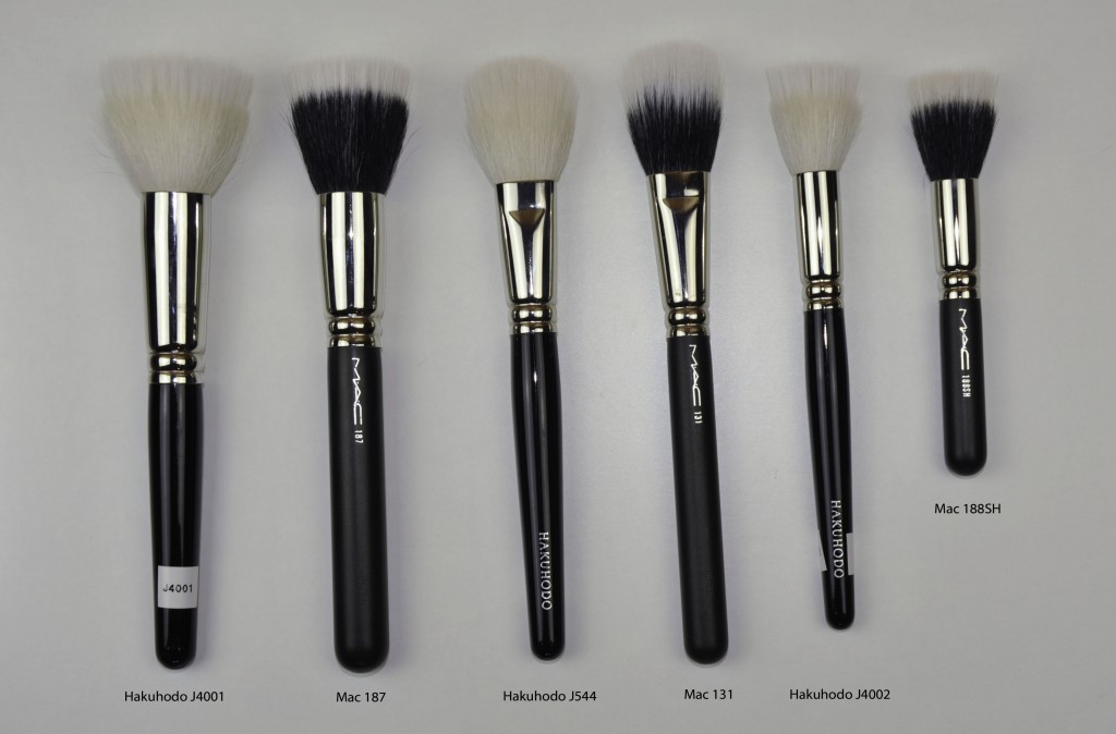 Foundation Brush Guidelines Sweet Makeup Temptations