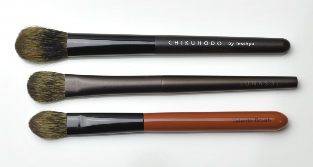 lunasolbrushes