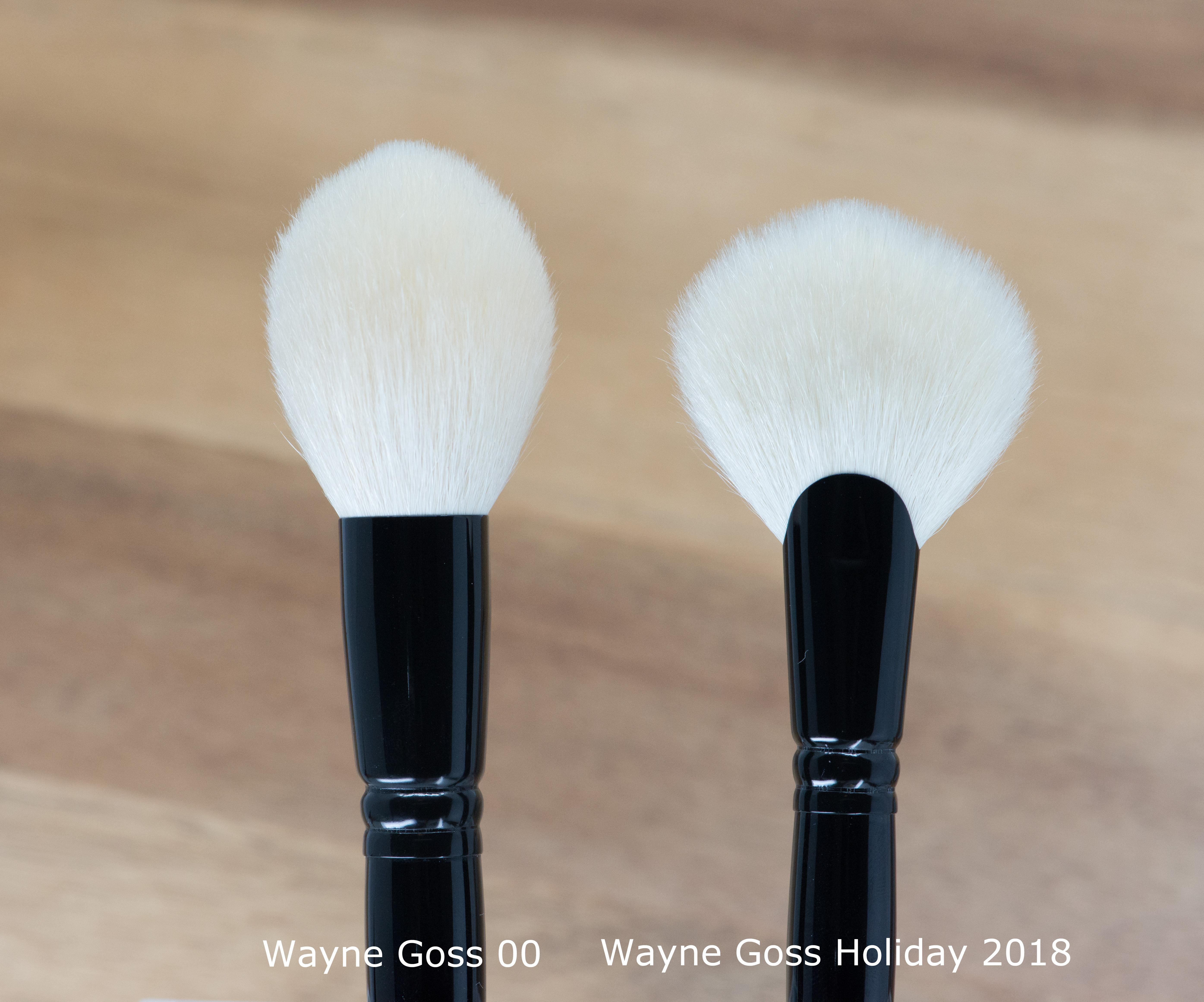 Wayne Goss Holiday 2018 – Sweet Makeup Temptations